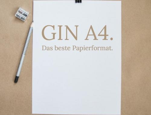 GIN A4